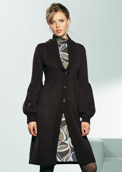 Smallzim схемы и описания вязаные пальто спицами самое